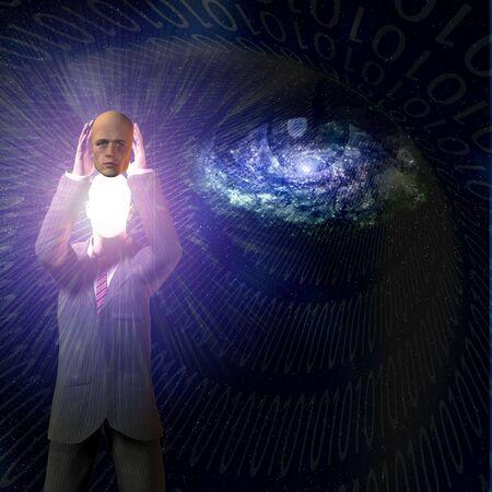 Binary Human Imagens