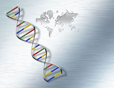 World Genetic Stock Photo - 5883354