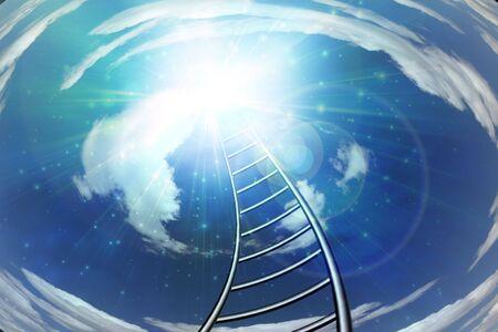 twisting: Twisting Ladder Leads to Sky