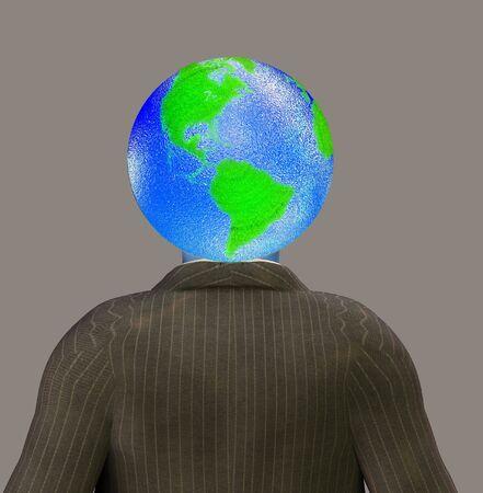 World Mind Reklamní fotografie