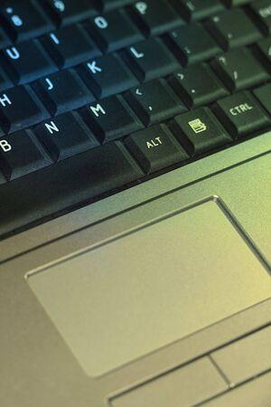 Laptop Closeup photo