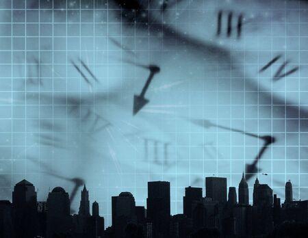 hustle: City Time