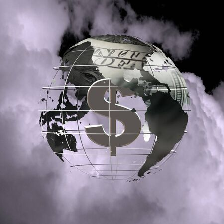 World Business Stock Photo - 6159904