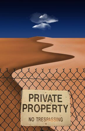 exclude: Private Property