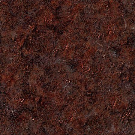 Seamless Repeatable Rust Corrosion Stock Photo - 6176134