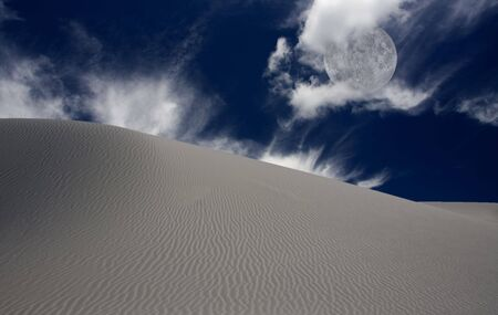 White Sands New Mexico Stock Photo - 6200578