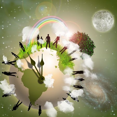 Earth Eco Time photo