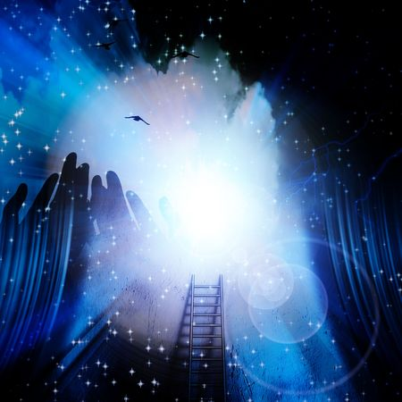 aura sun: Spirit Stage