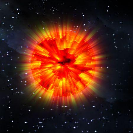 astral: Burning Sun