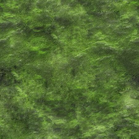 repeatable: Seamless Repeatable Mossy Pattern