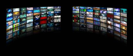 media gadget: Video displays