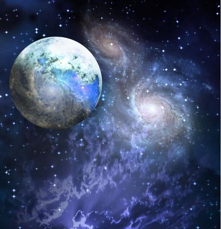 행성 스톡 콘텐츠