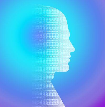 Head Abstract photo