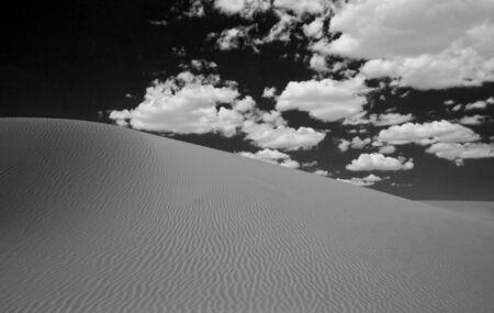 White Sands New Mexico Stock Photo - 6630804