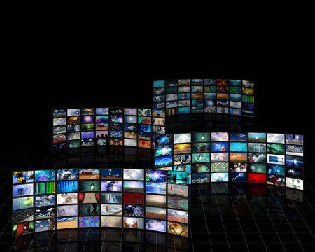 webspace: Tele Screens