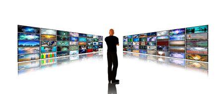 media gadget: Media Screens