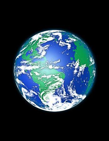 Earth Stock Photo - 6851080