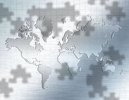 World Puzzle photo