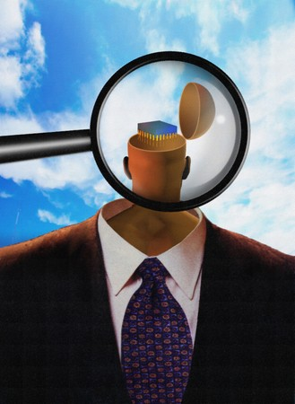 subconscious: Future of Psychology Stock Photo