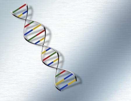DNA on Steel