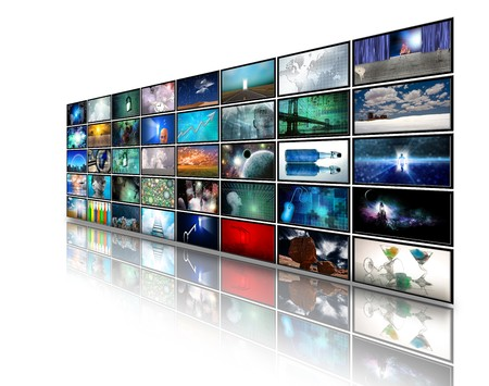 Video displays Stock Photo - 7057729