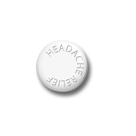prescribe: Headache Relief Tablet