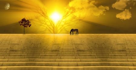 otherworldly: Stairway to heaven