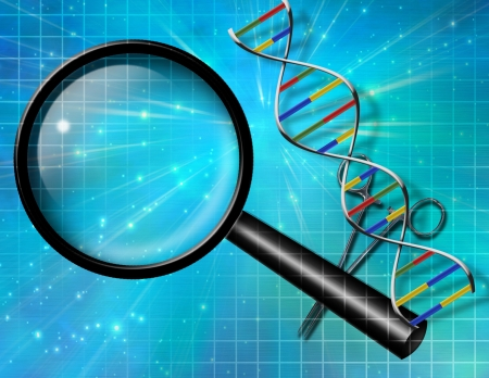 DNA Stock Photo - 20343382