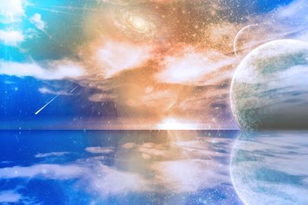 Alien World Stock Photo - 7574008
