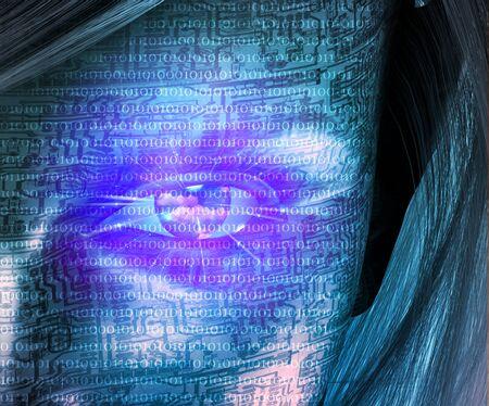 Technology Human Stock Photo - 7999566