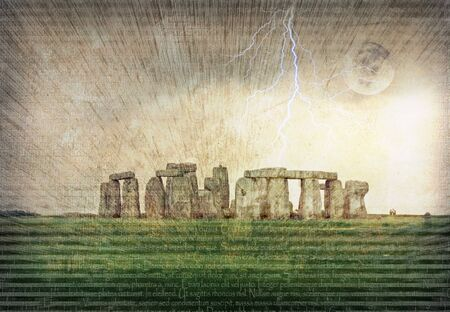 Stonehenge Stock Photo - 7999578