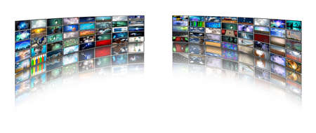 media gadget: Video displays