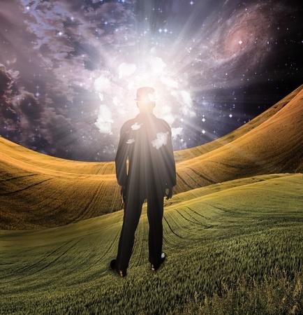 Light of mind