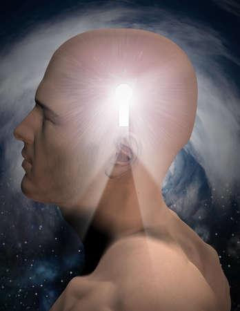 Key to mind photo