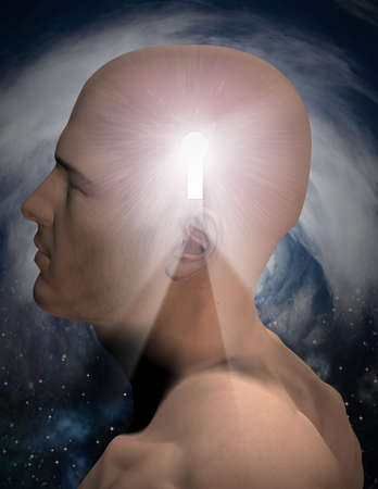 human face: Key to mind