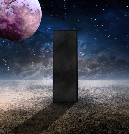 odyssey: Monolith on Lifeless Planet