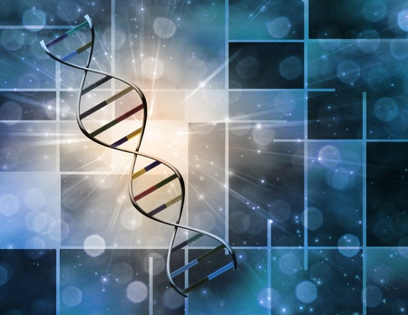 DNA Stock Photo - 8698832