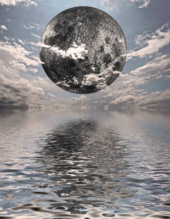 Maan opkomst