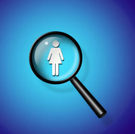 Find woman Stock Photo