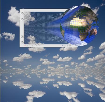 World network photo