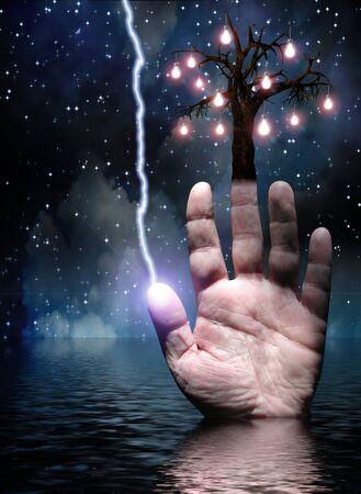 aura sun: Power