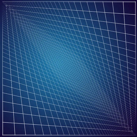 Grid and Window Abstract Background Stock Photo - 8837766