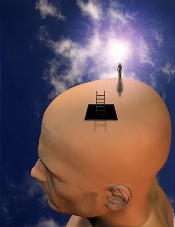 mente humana: Explorando la mente