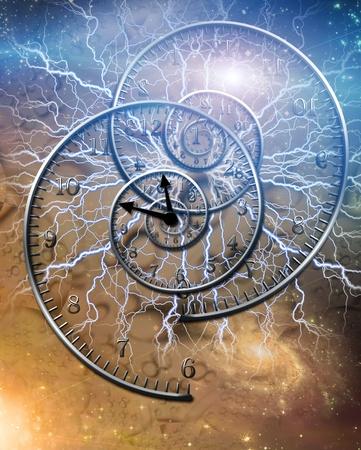 gusanos: Tiempo el�ctrica