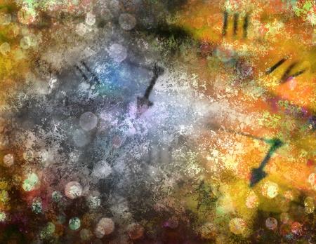 painterly: Painterly Clocks