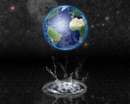 emerge: Earth Water Emerge