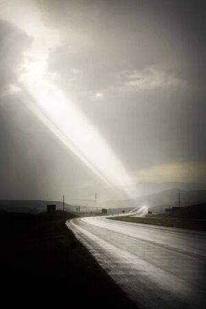 외로운 길