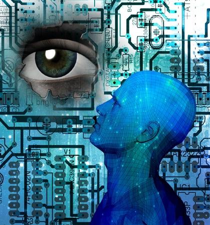 psique: hombre futuro