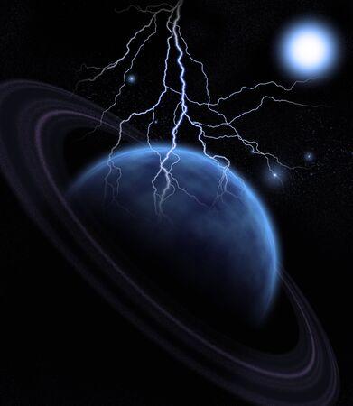 orion: Planet Bleu