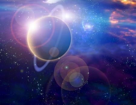 costellazioni: Planet e il cosmo